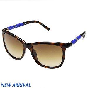 NEW W/ CASE Diane Von Furstenberg sunglasses.